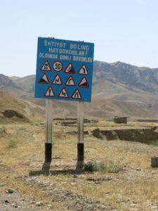 Hazardous road?